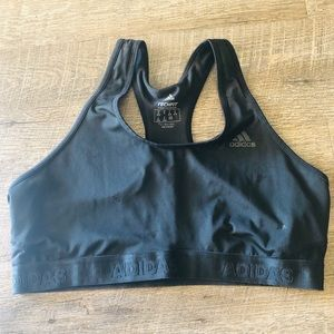 Adidas Tech fit Compression sports bra XL